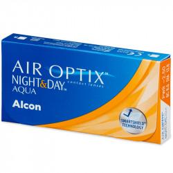 Air Optix Night& Day Aqua