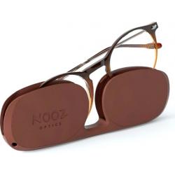 Akiniai darbui kompiuteriu NOOZ CRUZ brown/bronze