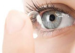 Apie kontaktinius lęšius