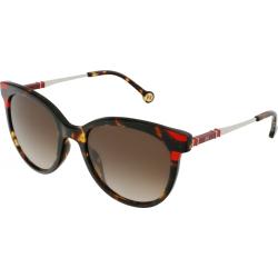 Saulės akiniai Carolina Herrera SHE865 C909Y (53)