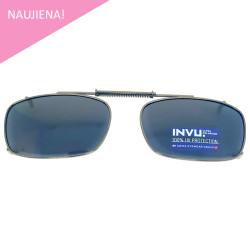 Saulės klipsai akiniams INVU C3700A