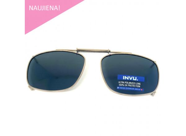 Saulės klipsai akiniams INVU C3702A