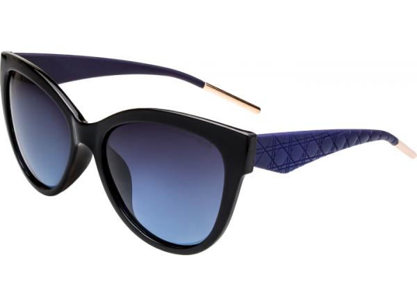 Saulės akiniai PRIUS PRW-V42 black/blue