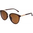 Saulės akiniai PRIUS PRW-V68 brown
