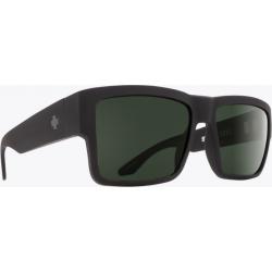 Saulės akiniai SPY CYRUS matte black/gray green (58)