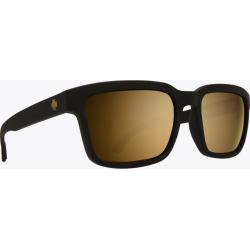 Saulės akiniai SPY HELM2 matte black/bronze/gold (57)