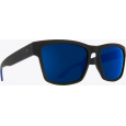 Saulės akiniai SPY HAIGHT2 matte black/gray green/dark blue