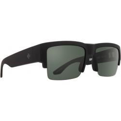 Saulės akiniai SPY CYRUS 5050 soft matte black/gray green (57)
