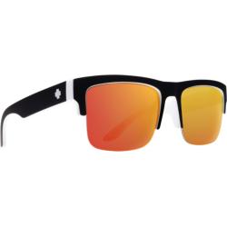 Saulės akiniai SPY DISCORD 5050 whitewall/gray green/red (56)