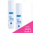 Akinių valiklis 40.009 125 ml Anti-fog