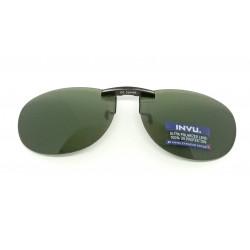 Saulės klipsai akiniams INVU C2500E