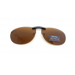 Saulės klipsai akiniams INVU C2500F