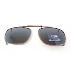 Saulės klipsai akiniams INVU C3100A