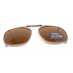 Saulės klipsai akiniams INVU C3100B