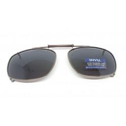 Saulės klipsai akiniams INVU C3101A