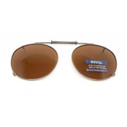 Saulės klipsai akiniams INVU C3102B