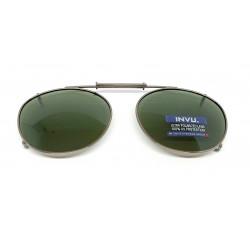 Saulės klipsai akiniams INVU C3103B