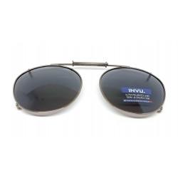 Saulės klipsai akiniams INVU C3104A
