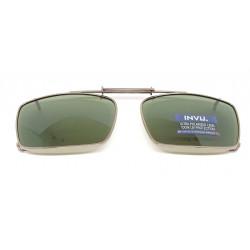 Saulės klipsai akiniams INVU C3105B