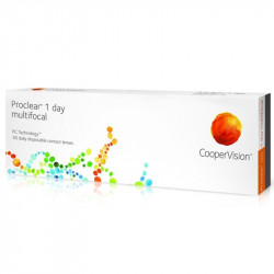 Proclear Multifocal 1 Day