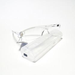Skaitymo akiniai JOY +1,50 white