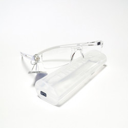 Skaitymo akiniai JOY +2,00 white